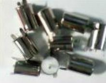供应电视器材电视9.5TV焊接公插头