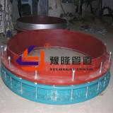 武汉双法兰限位伸缩接头厂家-价格-质量
