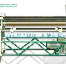 供应雨衣PVC料排刀分条机图片