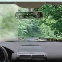 供应汽车前挡玻璃后视镜倒车镜防雾膜批发