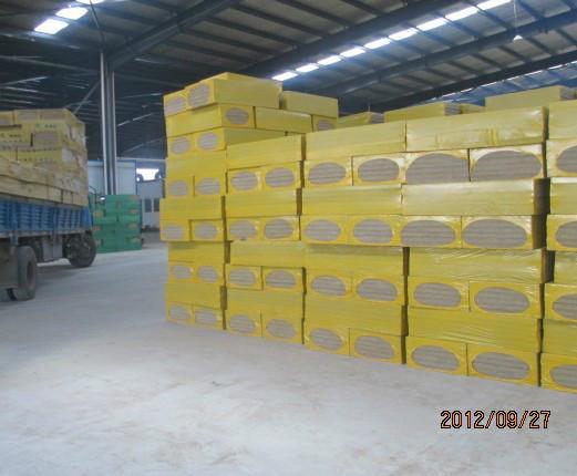 供应防火岩棉板价格图片