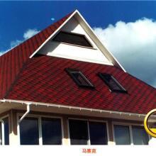 供应兰州彩色屋面沥青瓦lan喀什玻纤油毡瓦价格18615218356