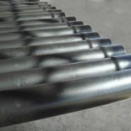 内外热浸塑电力电缆保护钢管图片