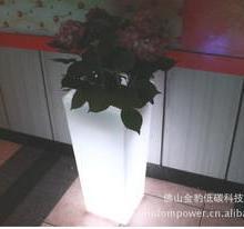 供应LED花盆批发