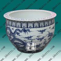 供应清明上河图 陶瓷大缸 礼品瓷器
