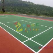 巴南区EPDM羽毛球场图片