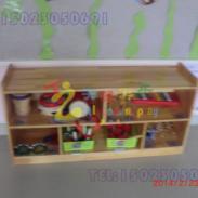 北碚区幼儿园收纳柜图片