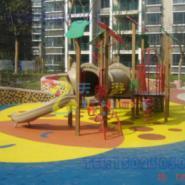 重庆梁平木质绳网组合玩具图片