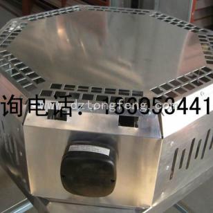 河南LDW铝制八角风机生产厂家图片