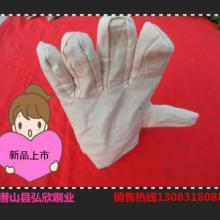 供应灯芯绒帆布手套/五指工作手套/工业防护手套厂家批发