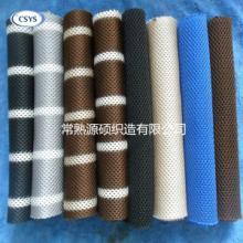 供应用于汽车脚垫专用的便宜常熟3D网布汽车座垫厂家针织图片