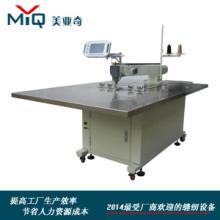 供应羽绒服模板缝纫机