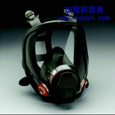 供应3M6800全面具防毒面具防护面罩