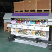 供应1.6米皮革打印机写真机广告打印设备五代爱普生喷头批发