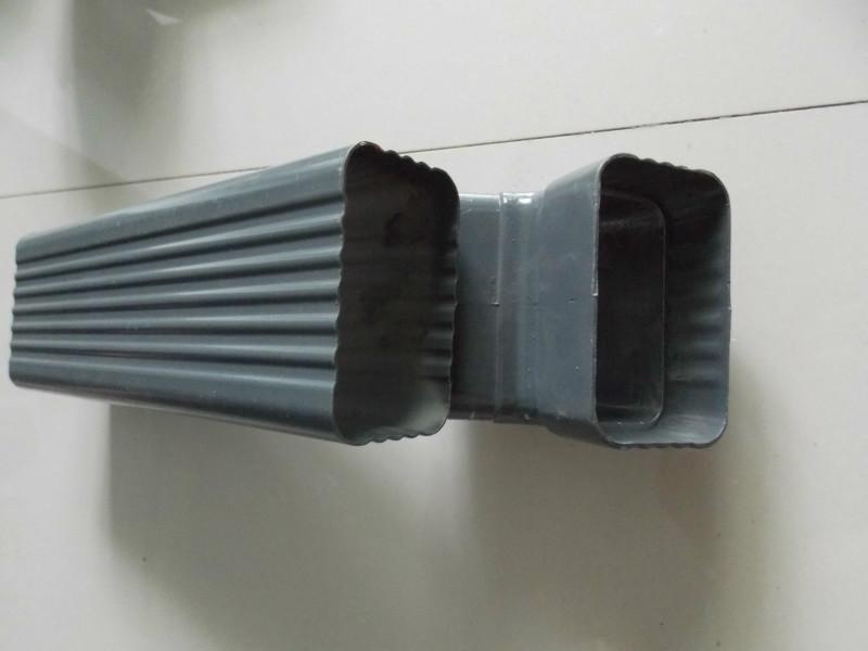 建筑屋面用金属雨水管100*80规格,厂家招商加盟,一件代发
