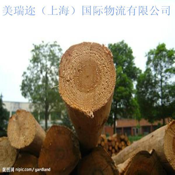 供应木材进口清关代理图片