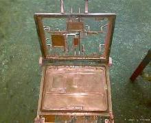 供应快速经济遮盖铜模喷油铜模