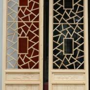 浙江古建筑仿古门窗图片