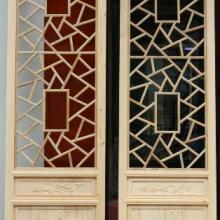 浙江古建筑仿古门窗 浙江出售古典木门窗 中式仿古门窗制造厂批发