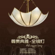 供应欧式吊灯简约 正品 卧室灯 顶灯客厅 玻璃焊锡灯 手工铜艺装饰灯图片