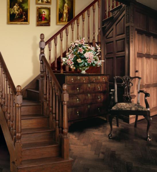 供应阳泉复式楼木质楼梯价位是多少