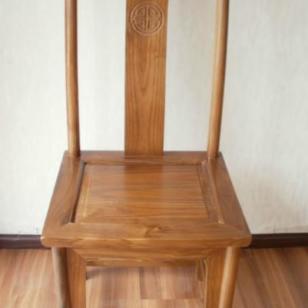 东阳木雕餐桌椅图片