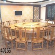 东阳木雕圆桌图片