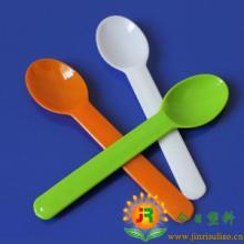 供应一次性勺子 出口 特厚材质 板勺冰激凌勺 布丁勺 酸奶勺 刨冰勺批发