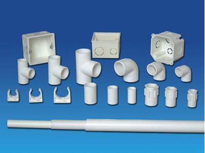 供应销售石家庄PVC线管、线盒