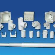遵化PVC穿线管图片