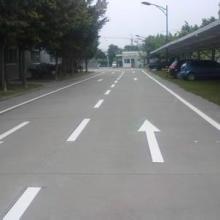 供应广饶县有道路划线公司吗?推荐东营华美交通设施工程服务中心图片