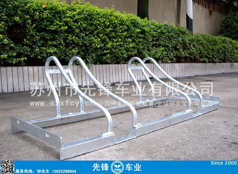 创意非凡的自行车停车位图片图片