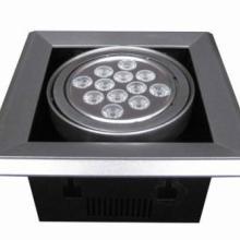 供应李宁LED斗胆格栅灯12W,LED日光灯,LED灯盘批发