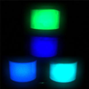 五星行夜光硅胶专用发光粉图片
