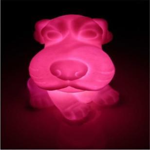 五星行硅胶手镯专用夜光粉图片