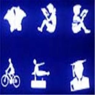 反光粉的多种使用方法图片