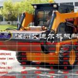 供应山猫滑移装载机配压实器厂家,小型压路机配滑移装载机