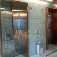 河南电梯蚀刻不锈钢装饰板图片