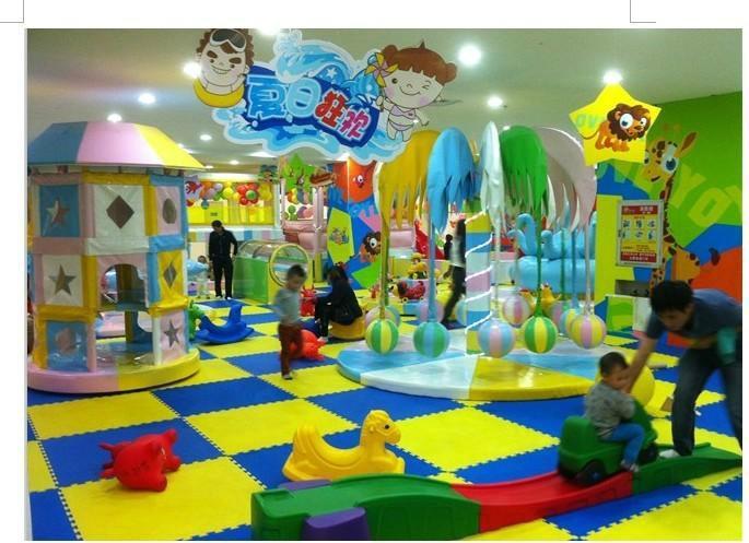 淘气堡儿童乐园室内游乐园图片|淘气堡儿童乐园室内