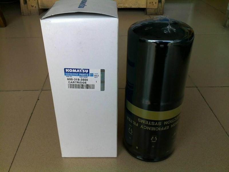 供应小松柴滤600-319-3550/PC400-7图片