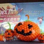 Halloween/万圣节气球装饰图片