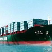 上海机械零配件出口海运专业代理图片