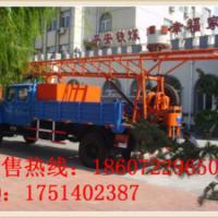 供应周口汽车钻机,周口DPP100汽车钻机,周口地质勘察汽车钻机