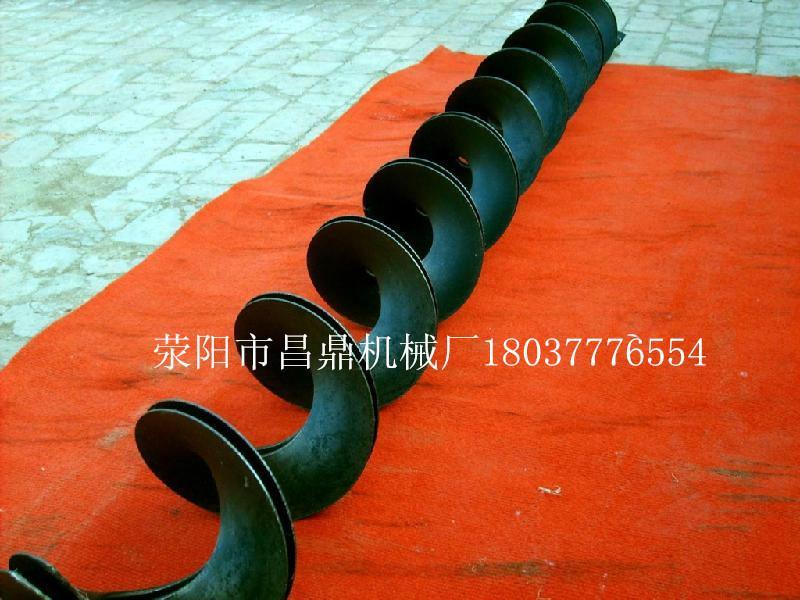 供应西安螺旋叶片,165管螺旋叶片,螺旋叶片生产厂家