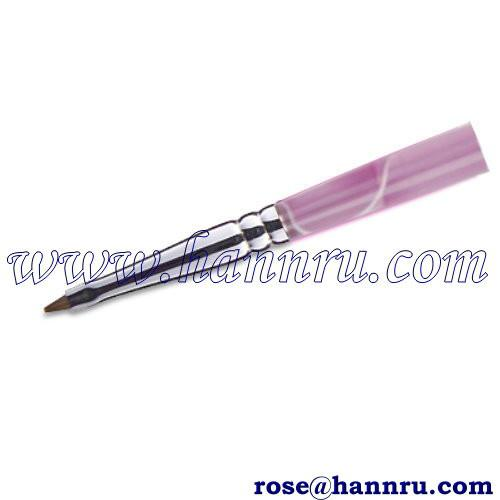 【台湾 瀚如 HR】OP 上釉笔/貂毛笔/OP笔/光釉笔/技工专用笔