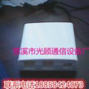 供应3口光纤面板,86型3口光纤桌面盒,3口SC网络面板