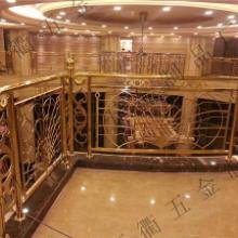供应不锈钢酒店护栏设计生产,彩色不锈钢酒店护栏制作价格