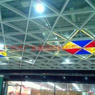 广东三角格栅图片
