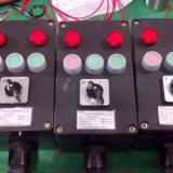 供应BF28158-g防爆防腐操作柱厂家黑壳体操作柱