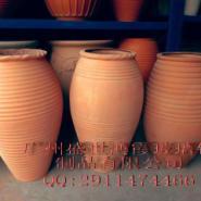 红泥陶罐/欧式花盆/陶罐图片